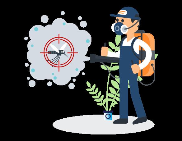 Professional Pest Control Zetland